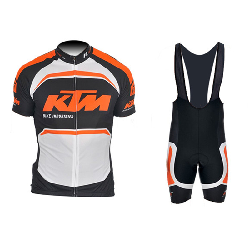 ФОТО Ropa ciclismo 2015 Ktm Cycling jersey mtb bike maillot ciclismo hombre sport wear cycling clothing bicicleta summer style man