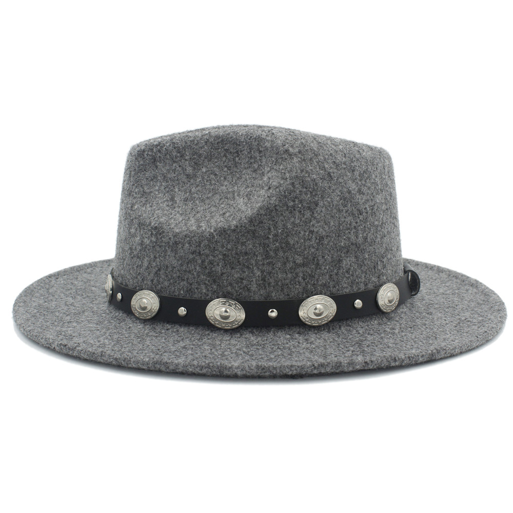 723f68f30614bc top 10 most popular men fedora hat punk ideas and get free shipping ...