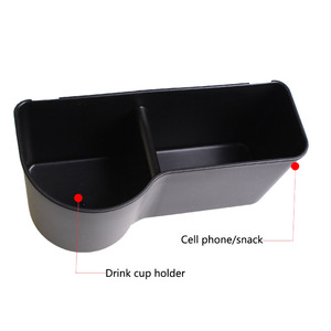 Image 5 - Car Cup Holder Car Headrest Seat Back Mount Organizer Multifunctional Vehicle Cup Drink Holder Stand Boxes Storage Box