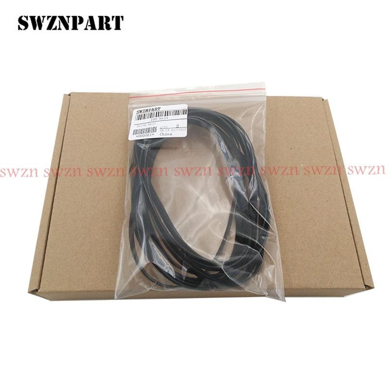 2pcs plotter carriage drive belt for HP DesignJet 100 110 120 111 130 Q1292 67026 C7791