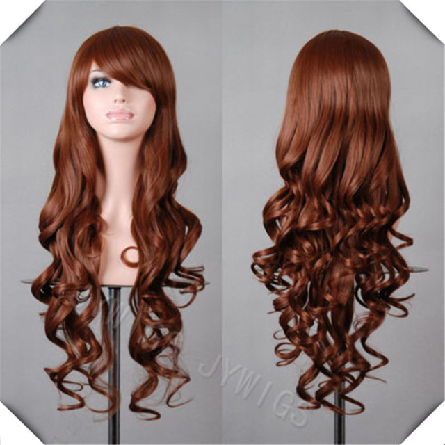 Long Curly Blonde Wig Cosplay Hair Wigs For Women's Cosplay Party Costume Long Curly Blonde Wig