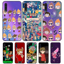 цена Black Soft Silicone Case Cover for Samsung Galaxy A6 A7 Plus 2018 A10 A20 A30 A40 A50 A60 A70 A80 A20E Fundas Capa Cas Eddsworld