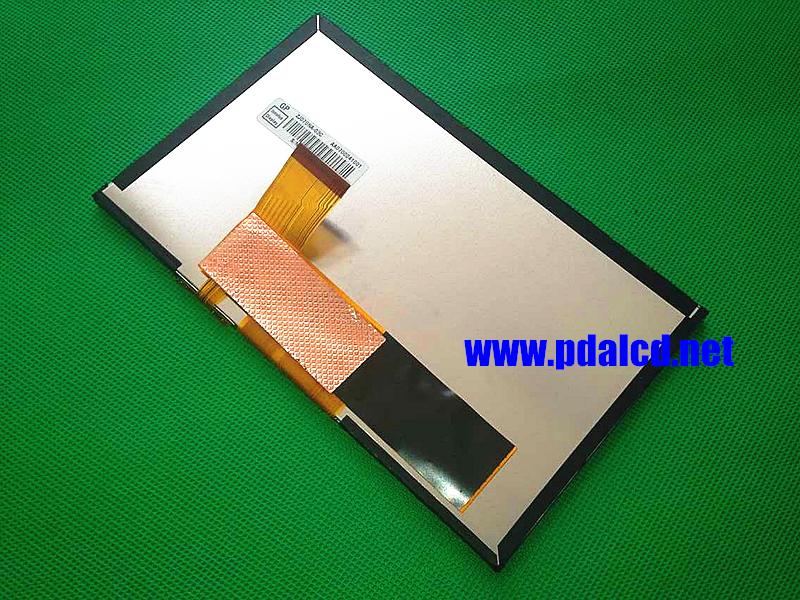 """Prix pour Original 7.0 """"pouces TFT LCD écran pour ZJ070NA-03C GPS LCD volet de l'écran d'affichage avec écran Tactile digitizer remplacement Réparation"""