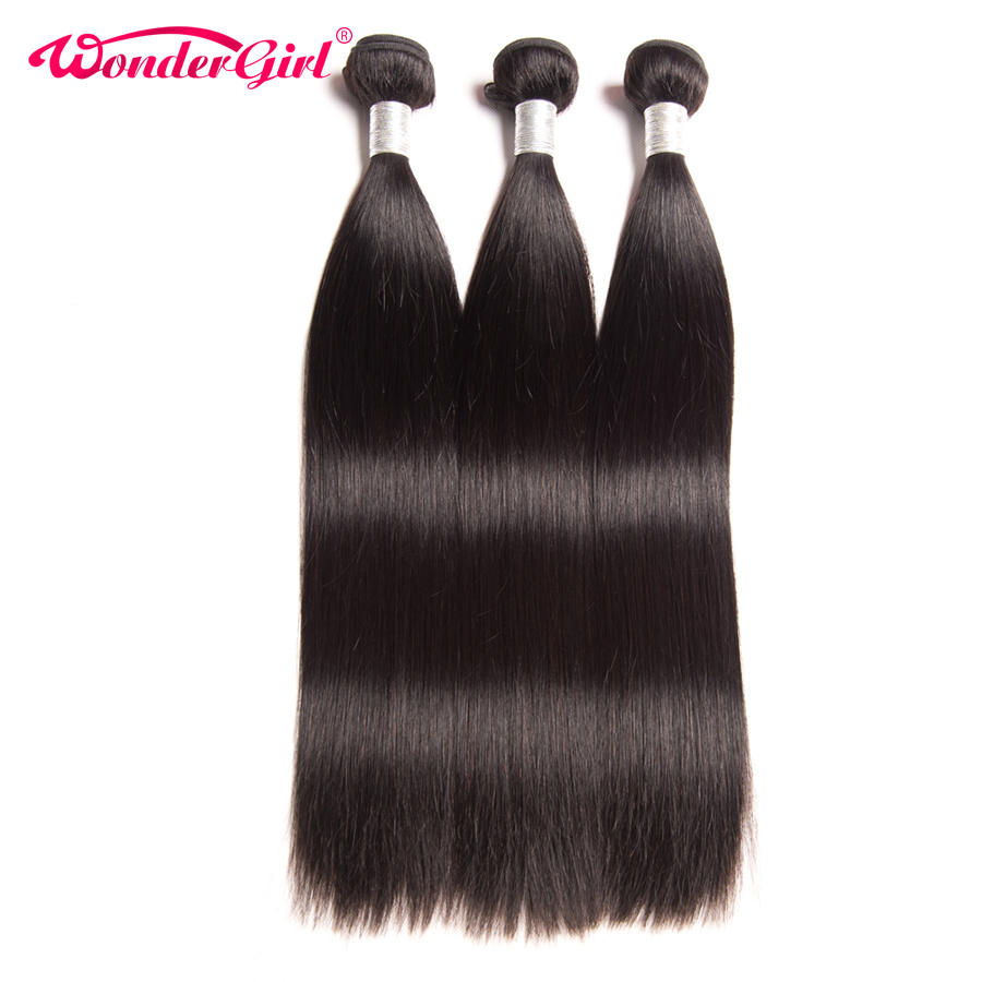 Hot Sale 3 Bundle Deals Indian Straight Hair Extension Remy Hair