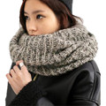 Unisex Knitted Scarf LICs Winter Thick Knitting Warm Scarf Collar For Women LIC Scarves Spring Ladies Dachshund Men's Scarf