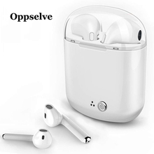 Oppselve i7s TWS Bluetooth Earphone Stereo Earbud Wireless Headphones For Phone With Charging Box Micphone PK i9s i10s i11s i12s