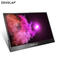 15,6 дюймов 1920X1080 P FHD 72% NTSC Мини Портативный монитор Экран для PS3 PS4 переключатель samsung DEX huawei EMUI молоток TNT