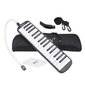 Piano Melodica Musical-Instrument Music-Lovers 32 with Carrying-Bag for Beginners Gift