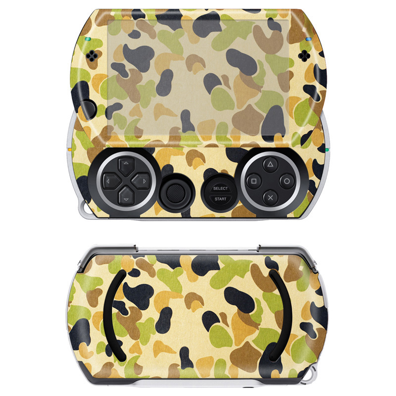 Free drop shipping Factory Made High Quality create your own gaming skin For Sony PSP Go skin #TN-PGO-101