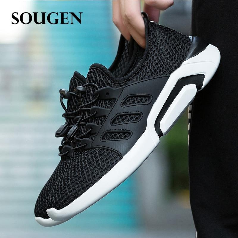 3c40d83aee Inverno Tênis Sapatos Masculinos Adulto Plus Size Grandes Homens grandes  Sapatos de Desporto Krasovki Tn Sapato
