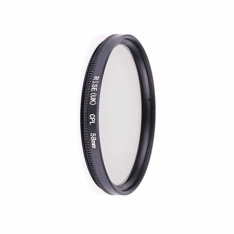 58mm a 82mm Lente del filtro de camara 58mm-82mm adaptador de anillo  C1Y5