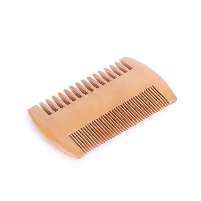 Men Beard Kits Grooming Beard Set 5pcs/set Beard Oil Moisturizing Wax Comb Essence Styling Scissors Hair Men Beard Sets 6