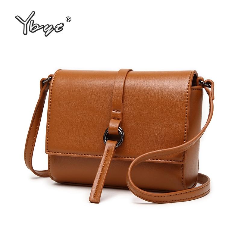 YBYT brand vintage casual flap handbags hotsale women shopping coin purse ladies party mobile shoulder messenger crossbody bags  недорого