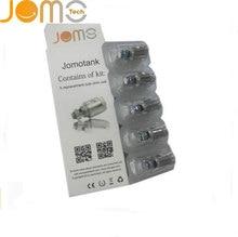 Jomotechเครื่องฉีดน้ำหัวขดลวดCoreความร้อนด้านล่างที่ถอดออกได้ขดลวดเปลี่ยนT3 Cartomizerหัวขดลวดสำหรับบุหรี่อิเล็กทรอนิกส์