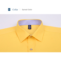 Alimens & Gentle Mens French Cuff Dress Shirt Long Sleeve 5