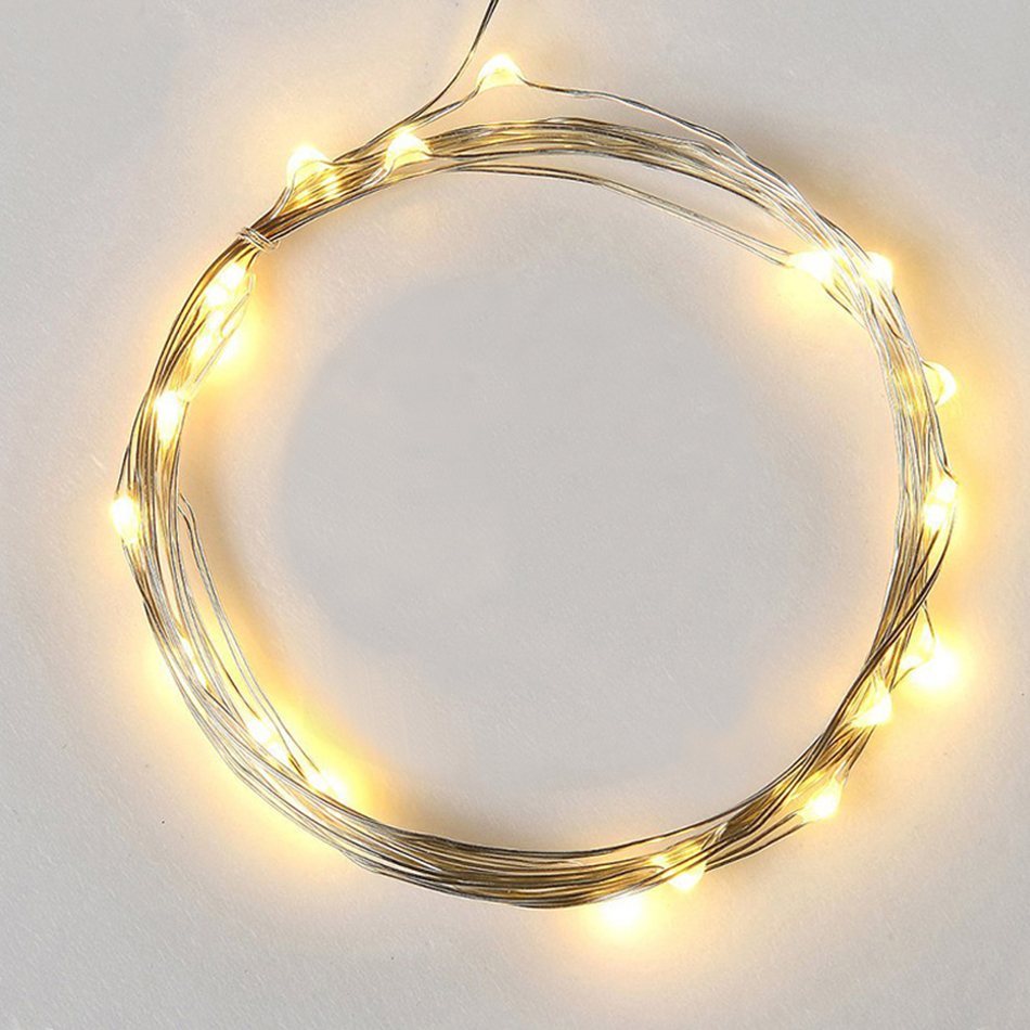 100pcs Wholesale 4M LED Decorative Light Fairy String Wedding Lights ...
