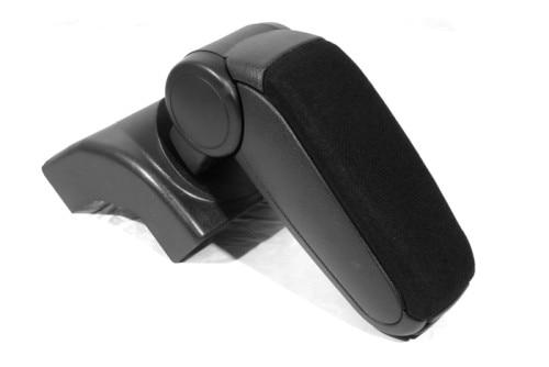 Center Console Armrest (Cloth Black) FOR Golf MK5 Jetta mk5 center console armrest velour black for audi a4 b5