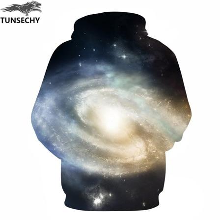 Hot Fashion Men/Women 3D Sweatshirts Print Milk Space Galaxy Hooded Hoodies Unisex Tops Wholesale and retail 120