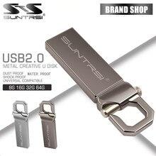 Suntrsi  USB Flash disk s karabinou na přichycení, 4-64 GB