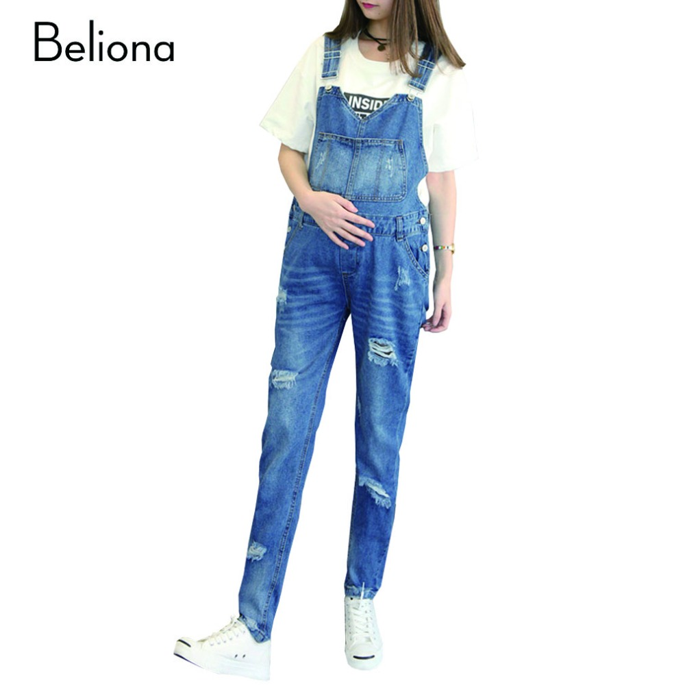 ФОТО Maternity Jeans Plus Size Overalls Jumpsuit Pants for Pregnant Women Autumn Summer Winter Maternity Clothes Pregnancy Trousers
