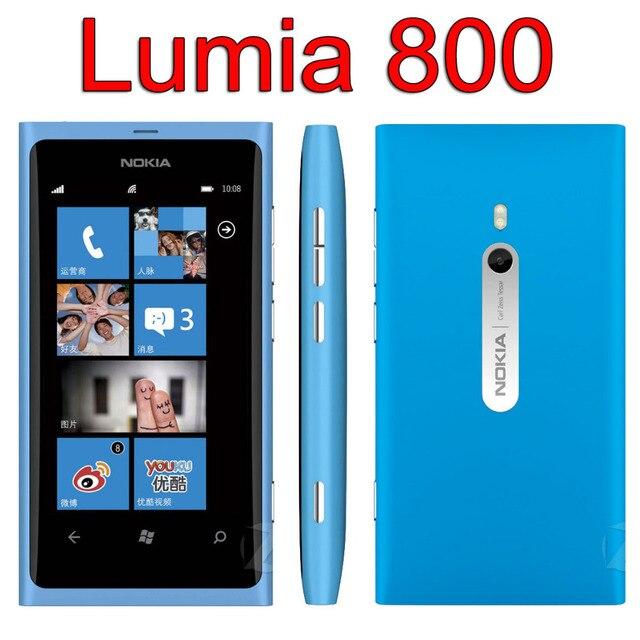 Инструкция к nokia lumia 800