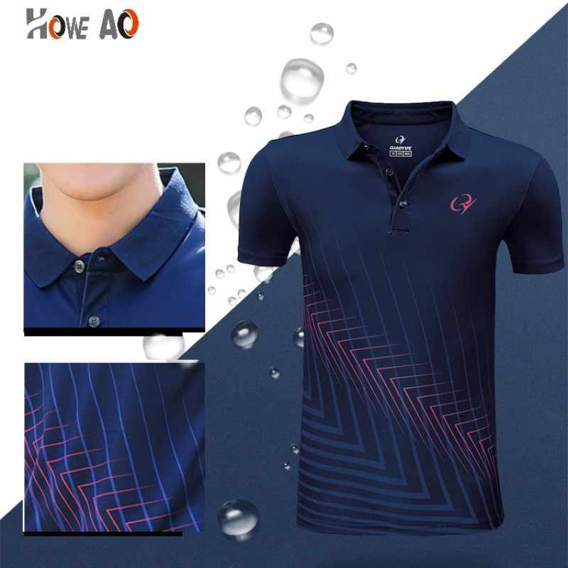 HOWE AO  Free custom Badminton shirt Men/Women , Table Tennis shirts , sports badminton t-shirt,Tennis wear dry-cool shirt