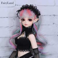 Eliya BJD poupée 1/4 Minifee poupées modèle fille haute qualité Silicone résine jouets pour filles anniversaire noël meilleurs cadeaux Fairyland FL
