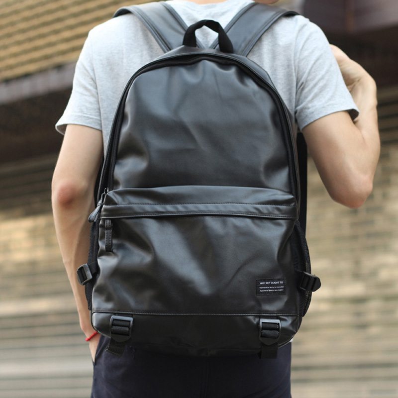 Women BTS Backpack Luminous PU Leather Female Backpacks Waterproof Boys Girls School Bags Teenager Schoolbag Mochila BP0172 (16)