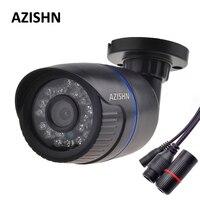 AZISHN IP Camera 1080P Outdoor Security Camera 2MP Bullet CCTV Camera IP HI3516C SONY IMX322 25fps