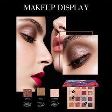 New Fashion 16 Color Palette Make up Palette Charming Eyeshadow Matte Shimmer Pigmented Eye Shadow Powder DropshippingJ74 недорого