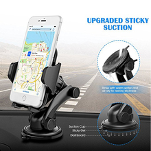 цена на DuDa Mobile Phone Accessories Universal Holder Stand Support Smartphone Car Dashboard Cellphone Mount