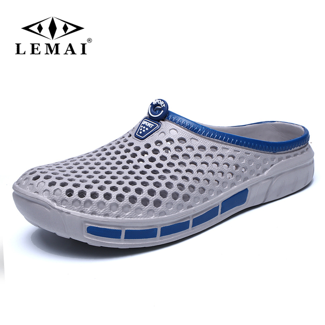 1f75e2e06 2018 casual shoes Men s sandals home mens valentine lovers slippers ...