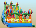 Guangdong manufacturers selling , Animal paradise slide,YLY-0036