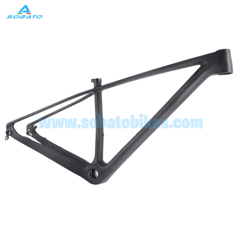 2015  High Quality Super Light Full Carbon Fiber Mountain Bike Frame 29er thru Axle, Carbon MTB Frame 29er стоимость