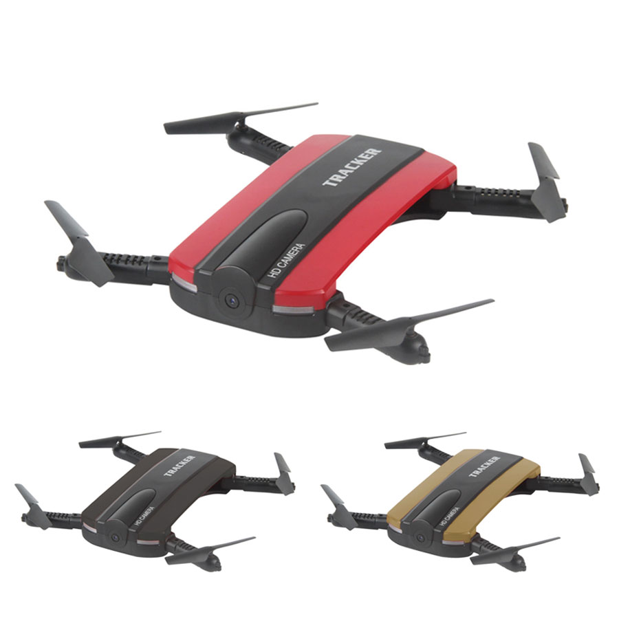 JXD523 Foldable Pocket Quadrocopter Mini Selfie JXD 523 Drone With Altitude Hold WiFi Camera Phone Control Rc Helicopter Toys