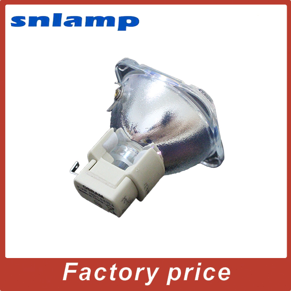 Compatible  Osram Bare Projector lamp 5J.07E01.001  P-VIP 280/1.0 E20.6 Bulb  for  MP771 compatible p vip 230w 0 8 e20 8 projector lamp np19lp bulb for u250x u260w
