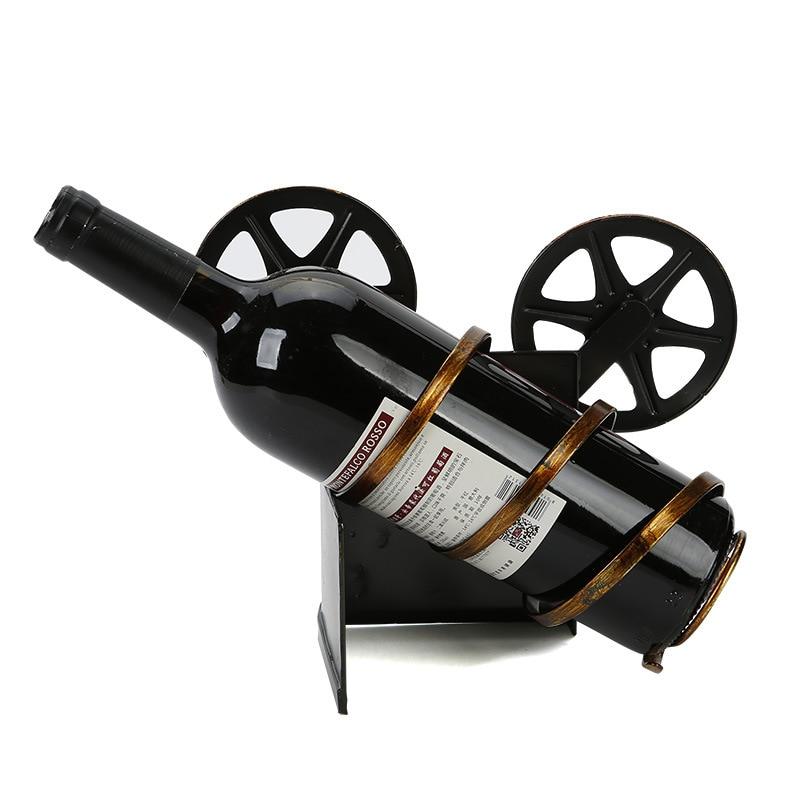 Kitchen Bar Accessories Vintage Camera Iron Metal Wine