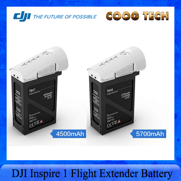 Original DJI Inspire 1 5700mah Battery TB48 and TB47 4500mah battery for inspire 1  Intelligent Flight Battery