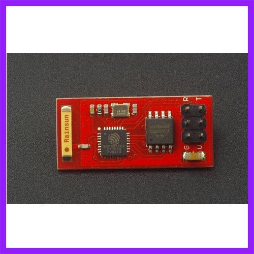 2pcs/lot OCROBOT SEED WIFI Module ESP8266 Ceramic Antenna AT Command Control For Arduino