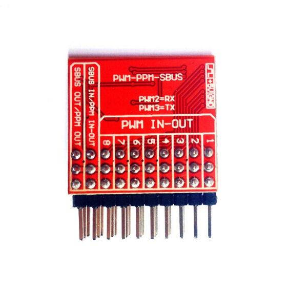 8CH Récepteur PWM à PPM/SBUS/DBUS S. BUS 32bit Codeur Signal Convertisseur, FUTABA
