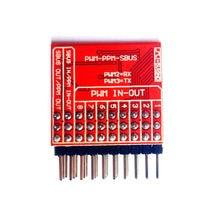 8CH приемник ШИМ ppm/sbus/dbus S. Автобус 32bit кодер преобразователь сигнала, Futaba