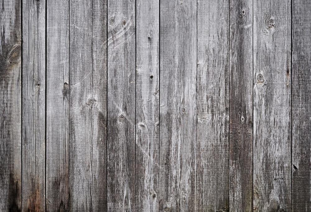 HUAYI Dark Gray Wooden Floor backdrop Art Fabric photography backdrops Newborn Photo Studio Prop Backdrop XT