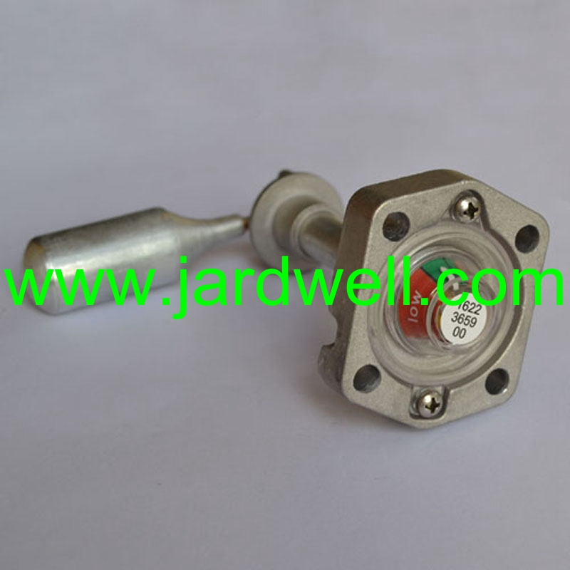 Replacement Pneumatic fittings air compressor spares oil  indicator for AC  compressor 13mm male thread pressure relief valve for air compressor