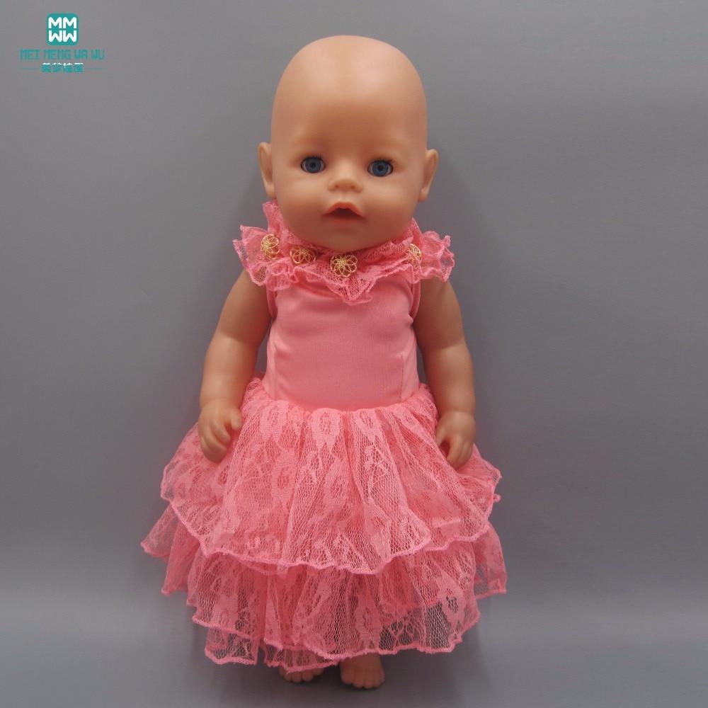 Pakaian untuk boneka, Cocok untuk 43 - 45 cm boneka gadis, Dan bayi - Boneka dan aksesoris - Foto 2