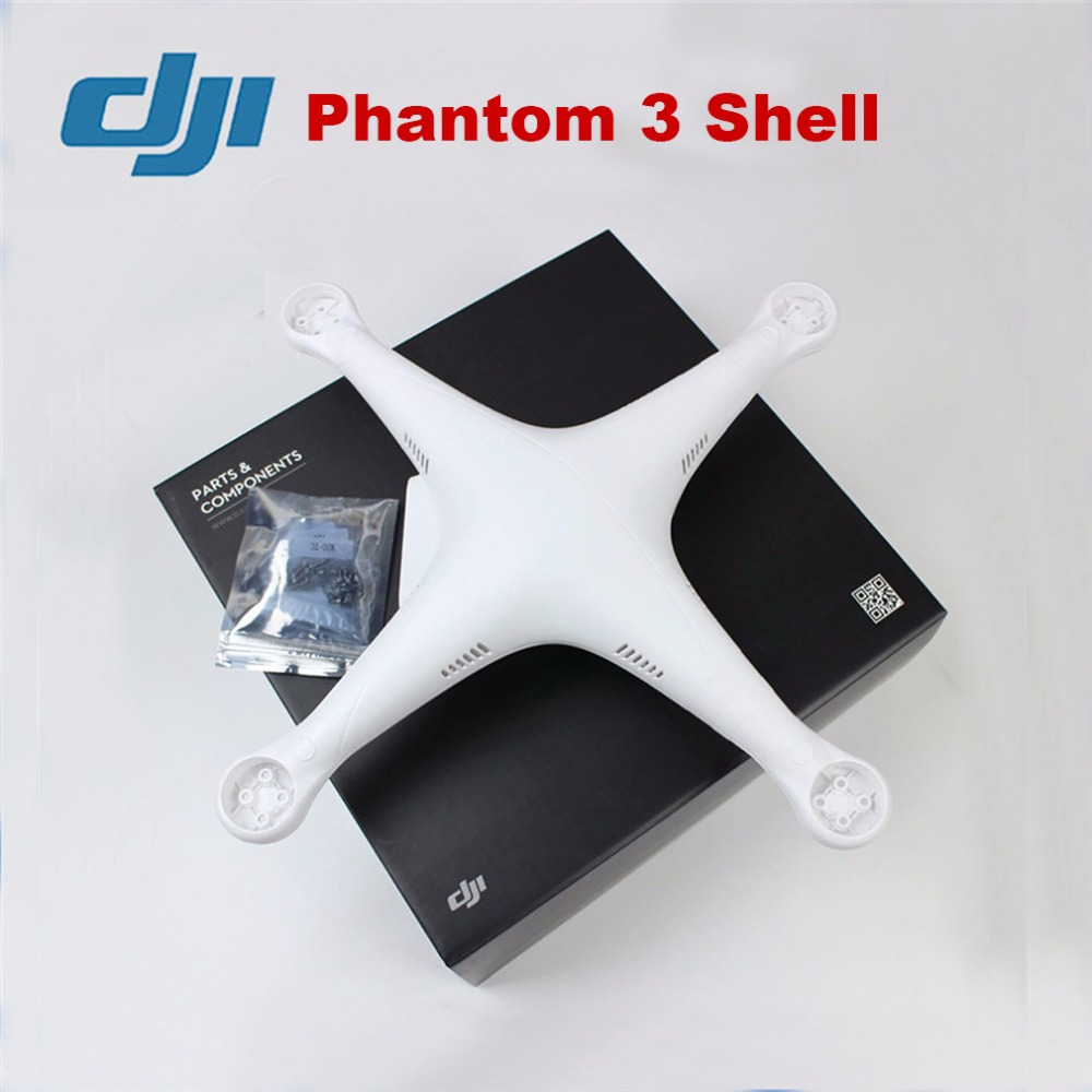 Original DJI Phantom 3 Adv Pro Body Shell Upper and Bottom Replace parts For Phantom 3 Advance Professional