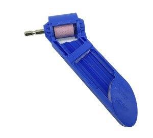 Image 5 - Milda точилка для сверл с корундом, шлифовальный круг, портативный электроинструмент для сверления, полировка, колесная дрель, точилка для бит 2 12,5 мм