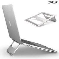 Alta qualidade portátil de metal portátil suporte do portátil de alumínio para macbook apple lenovo hp acer dobrável portátil suporte alumínio Suporte p/ tablet    -