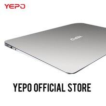 YEPO 14 дюймов ноутбук оперативная память 2 Гб встроенная 32 64/96 хранения компьютера ultrabook Bluetooth Intel Bay Trail тетрадь 4,0 Камера