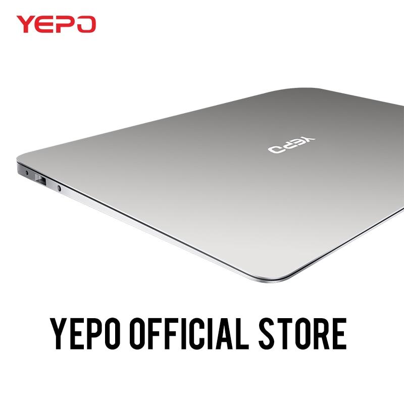 YEPO 14 pollice portatile RAM 2G ROM 32 GB eMMC ultrabook Bluetooth 4.0 Fotocamera Intel Bay Trail notebook 1.33 GHz IPS Dello Schermo di un computer portatile
