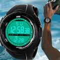 Skmei Relojes de Lujo de Los Hombres de Buceo Deportivo Digital LED de Los Hombres Reloj Militar Reloj Casual Vestido Reloj Impermeable relogio feminino